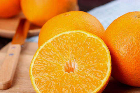 挑选橙子的4种方法