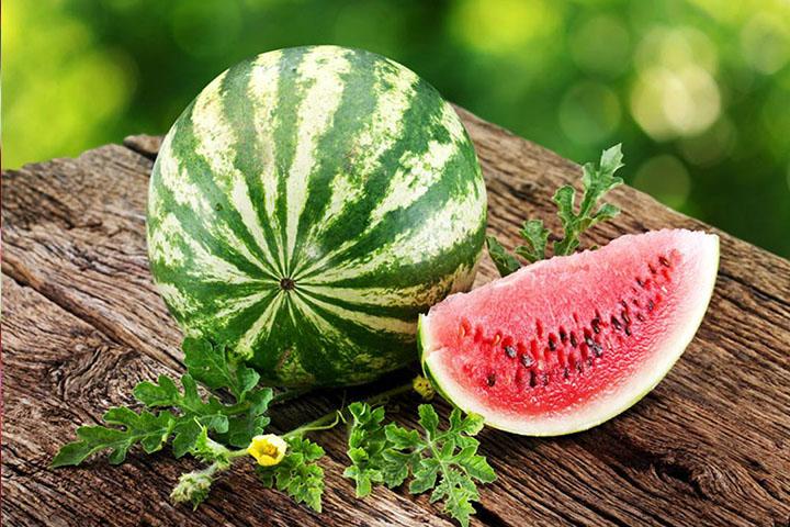 夏天适合吃什么水果