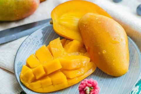 芒果的切法视频