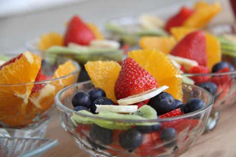 水果蒸着吃有营养吗