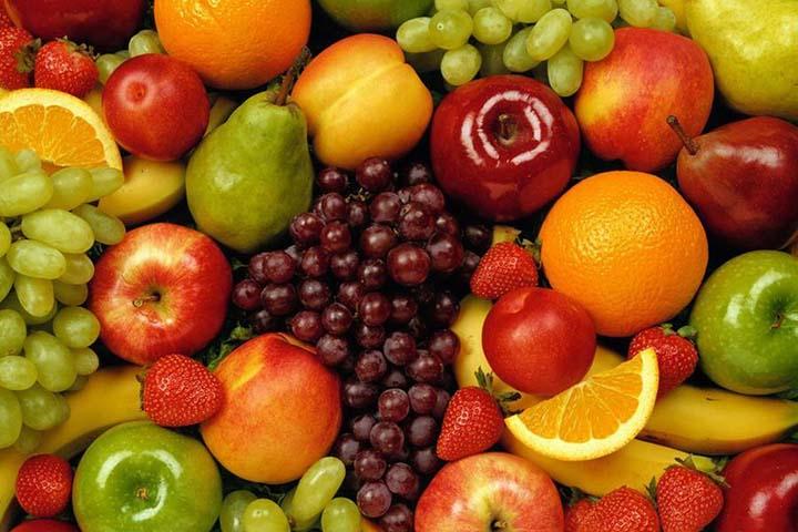 吃饭时能吃水果吗