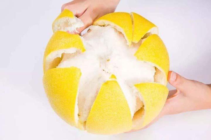 柚子皮有什么用