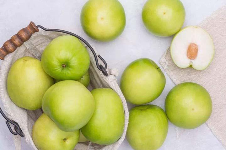 分享9种孕妇控糖吃的水果