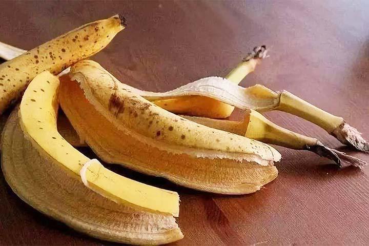 香蕉皮有什么用