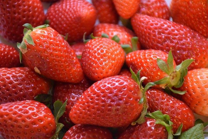 孕妇可以吃草莓吗