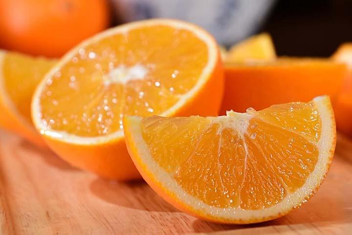 赣南脐橙什么时候成熟