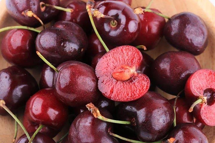 樱桃是什么季节的水果