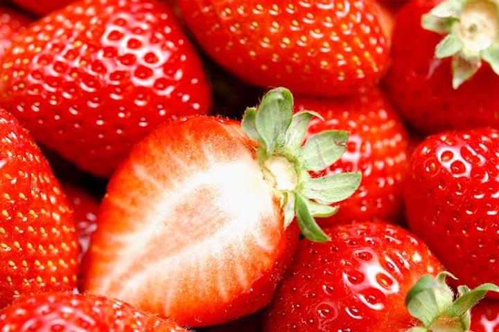 吃草莓会长胖吗