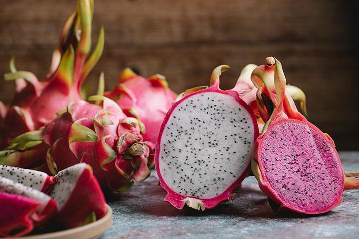 火龙果减肥能吃吗