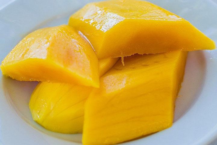 芒果过敏有哪些症状