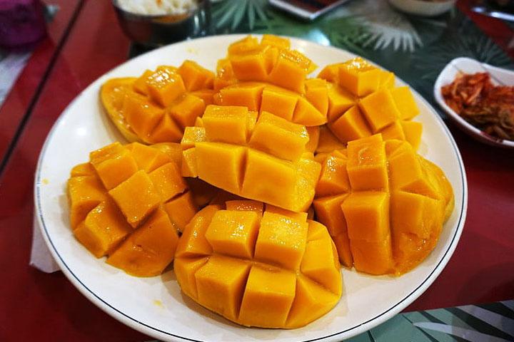 吃芒果有什么好处