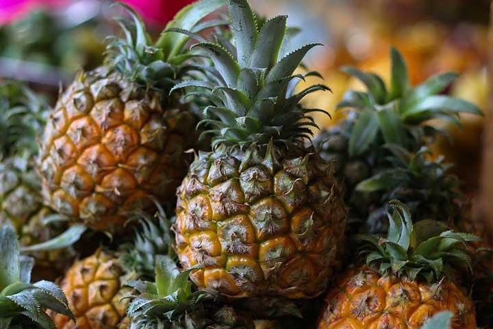 菠萝心变褐色还能吃吗